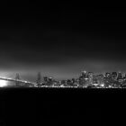 San Francisco Skyline by Arjuna Ravikumar