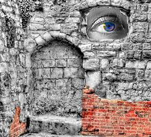 Wall Eye - HDR by Colin J Williams Photography