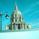Cliche Paris 9 by Jenny Davis
