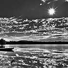 Tupper Lake by Joseph T. Meirose IV