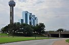 Dallas Skyline by John  Kapusta