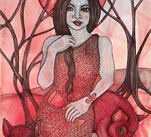 Circe by Lynnette Shelley