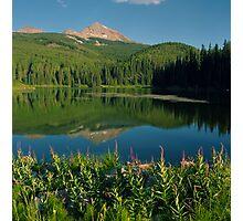 Woods Lake Photographic Print
