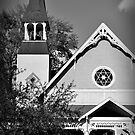 Old Church by Christopher Gaines