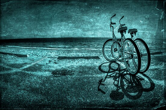 Bluescape by Evelina Kremsdorf