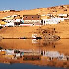 Aswan, Egypt by Sheila Laurens