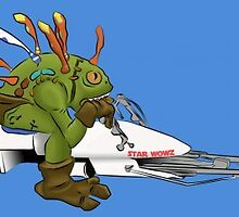 Murloc Speeder by Epicsnakehips