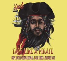 Talk Like A Pirate by Lotacats
