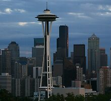 Space Needle by RSMphotography