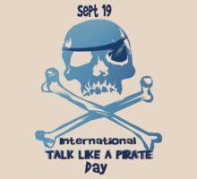 Talk Like A Pirate Crossbones by Lotacats