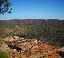 West MacDonnell National Park, Central Australia by DashTravels