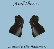 Captain Hammer by Matthewlraup