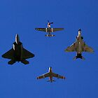 Four Generations Overhead by Leo Soderman