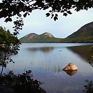 Jordan Pond by jackandpat