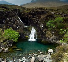 Cuillin View, Scotland by Michael Treloar