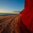 James Price Point Beach by Jan Fijolek