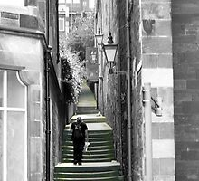 Edinburgh Close by AmandaJanePhoto