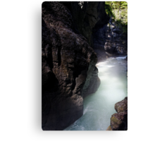 Partnachklamm Germany Canvas Print