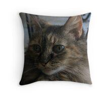 Lady DeLenn Throw Pillow