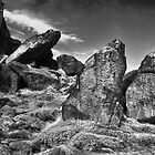 Rocks by Colin Metcalf
