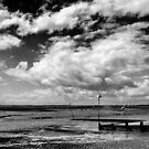 Clouds - Leigh on Sea by Peter Tachauer