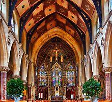 Manvers Street Baptist Church  by LudaNayvelt