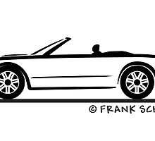 2002-2005 Ford Thunderbird by Frank Schuster
