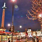 Trafalgar Square HDR by Ant101
