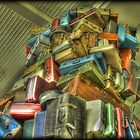 Too Much Baggage by Susan  Kimball