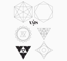 Vais Geometric Experiments by Vais