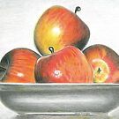 apples by Bridie Flanagan