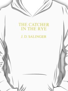 J.D. Salinger - Catcher In The Rye T-Shirt