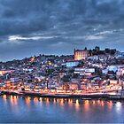 Porto By night by onlyricky
