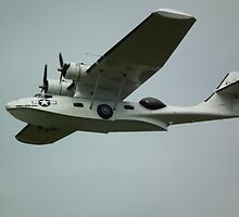 PBY-5A Catalina by mike  jordan.