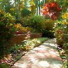 Autumn Pathway by Kate Eller