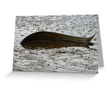 Beached!! Greeting Card