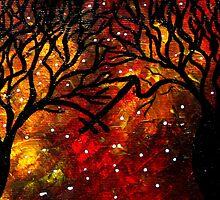 Astrolotree Series - Sagittarius by JennyLeeWright