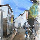 Siena 3 by Richard Sunderland
