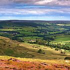 """""""Great Fryup Dale""""  Yorkshire by James  Key"""