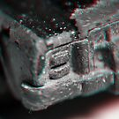 Anaglyph Hot Wheels 1 by Daniel Owens