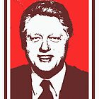 William Jefferson Clinton by OTIS PORRITT