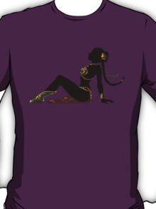 Slave Girl Mudflap (mirror) T-Shirt