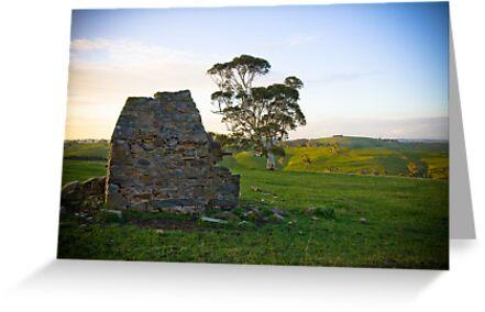 Fleurieu Landscape - South Australia by Stephen Permezel