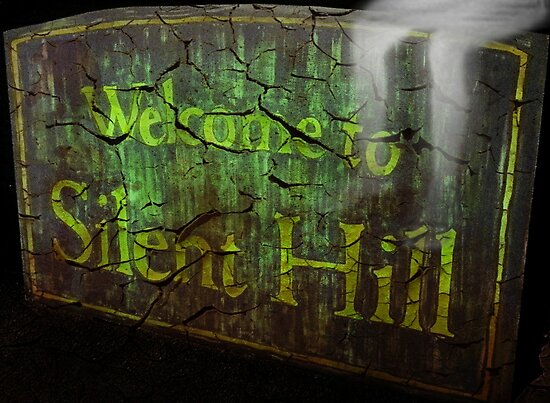 Welcome to Silent Hill by Scott Mitchell