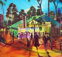 Muster Tavern   Green Gympie by tola