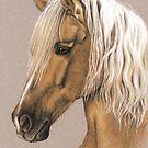 Arts & Horses 2015 - Horse Portraits by Nicole Zeug by Nicole Zeug