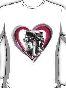 Rollei Love T-Shirt
