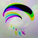 Paragliding  by RajeevKashyap