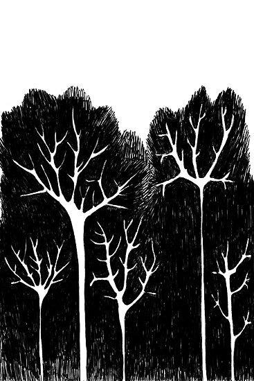 Trees by Aleksandra Kabakova