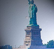 Lady Liberty by Derek Lowe